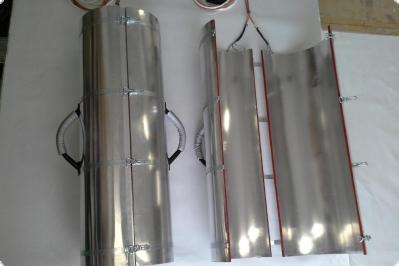 Нагреватели для нагрева и прогрева труб