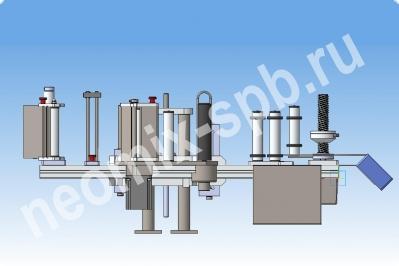 Аппликатор самоклеющихся этикеток Neomix LabelPro 4015 Высота этикетки до 150 мм