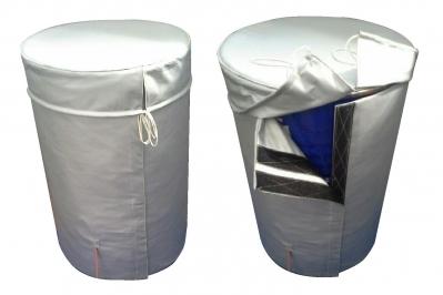БНППП-900 Нагреватель для бочки полностью покрывающий поверхность