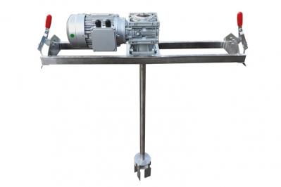 Мешалка для еврокуба с мотор-редуктором и регулировкой оборотов